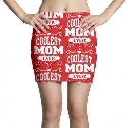Coolest Mom Ever Mini Skirts   Artistshot