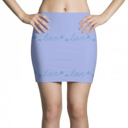 Love Mini Skirts | Artistshot