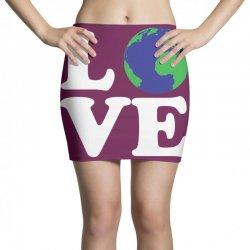 Love World Mini Skirts | Artistshot
