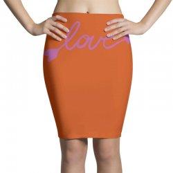 Love Pencil Skirts | Artistshot