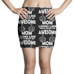 Awesome Mom Looks Like Mini Skirts   Artistshot