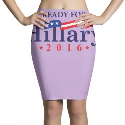 Ready For Hillary 2016 Pencil Skirts | Artistshot