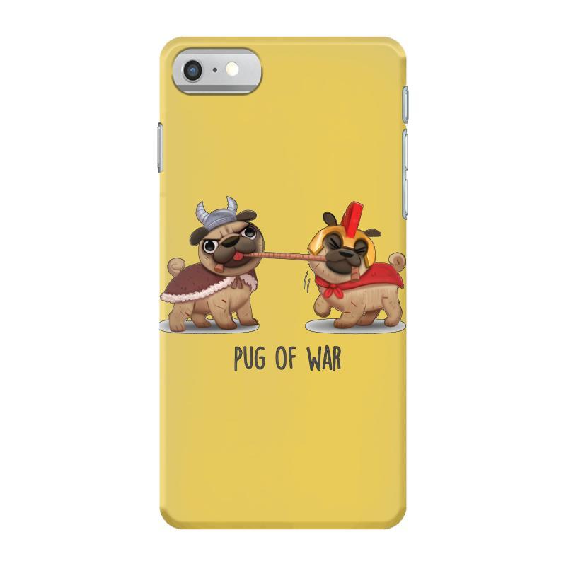 PUG OF WAR iphone case