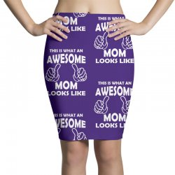 Awesome Mom Looks Like Pencil Skirts | Artistshot