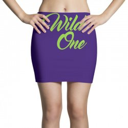 Wild One Mini Skirts | Artistshot