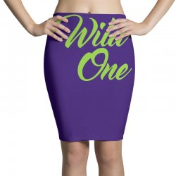Wild One Pencil Skirts | Artistshot