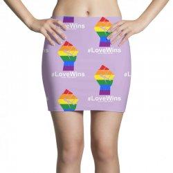Love Wins 12th 2016 - Orlando Strong Mini Skirts   Artistshot
