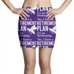 Yes I have a Retirement Plan Mini Skirts | Artistshot