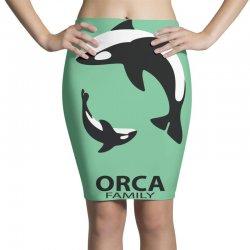 ORCA FAMILY Pencil Skirts | Artistshot