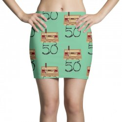 music tape retro Mini Skirts | Artistshot