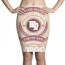 I Never Said I Was Perfect I Am A Virgo Pencil Skirts | Artistshot