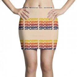 vintage sports Mini Skirts   Artistshot