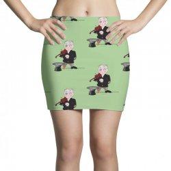 music for life Mini Skirts | Artistshot