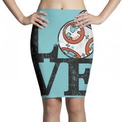 love bb Pencil Skirts   Artistshot