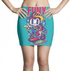 funny skate Mini Skirts | Artistshot