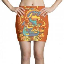 FUNNY ZODIAC SIGNS CAPRICORN Mini Skirts | Artistshot