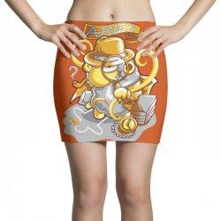 FUNNY ZODIAC SIGNS ARIES Mini Skirts | Artistshot