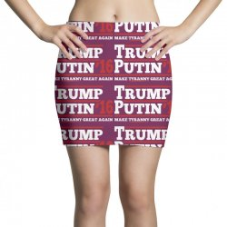 Trump Putin 2016 Mini Skirts | Artistshot