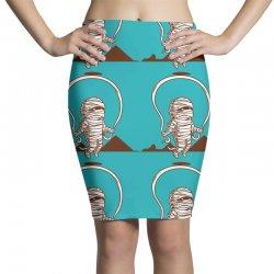 Funny Mummy Sport Pencil Skirts | Artistshot