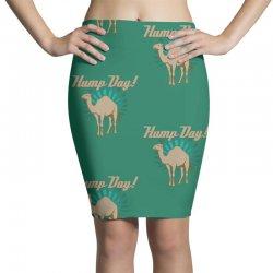 funny hump day camel Pencil Skirts   Artistshot