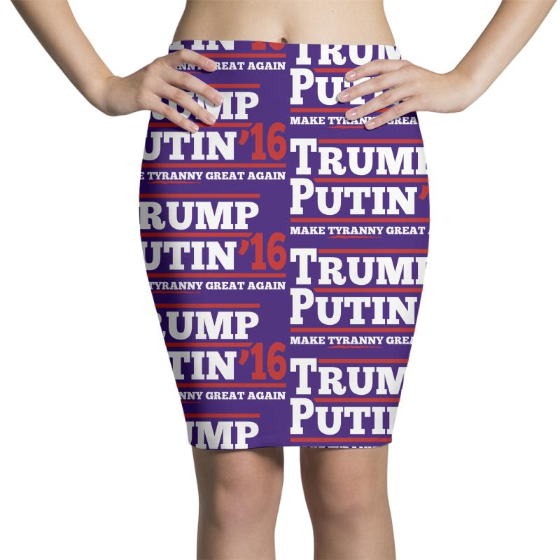 Trump Putin 2016 Pencil Skirts | Artistshot
