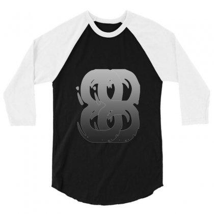 Crazy Eights 3/4 Sleeve Shirt Designed By Wisnuta1979