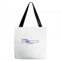coole geek t shirts loading nerd admin computer pc big bang theory fun Tote Bags | Artistshot