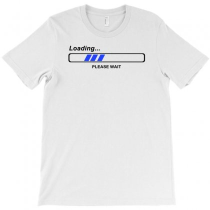 Coole Geek T Shirts Loading Nerd Admin Computer Pc Big Bang Theory Fun T-shirt Designed By Wisnuta1979