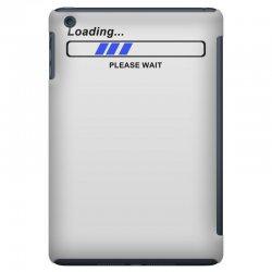 coole geek t shirts loading nerd admin computer pc big bang theory fun iPad Mini Case | Artistshot