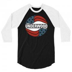,Underwood 3/4 Sleeve Shirt | Artistshot
