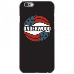 ,Underwood iPhone 6/6s Case | Artistshot