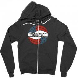 ,Underwood Zipper Hoodie | Artistshot
