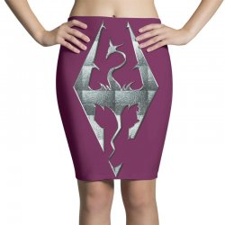 Skyrim Pencil Skirts | Artistshot