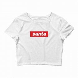 52a5b403dd21d Custom Santa Supreme Inspired T Shirt Tank Top By Tshiart - Artistshot