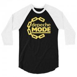 depeche mode 2 3/4 Sleeve Shirt | Artistshot
