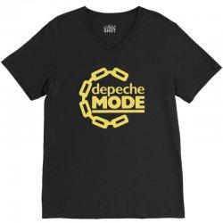 depeche mode 2 V-Neck Tee | Artistshot