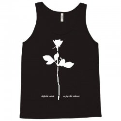 depeche mode violator enjoy the silence mens music Tank Top | Artistshot