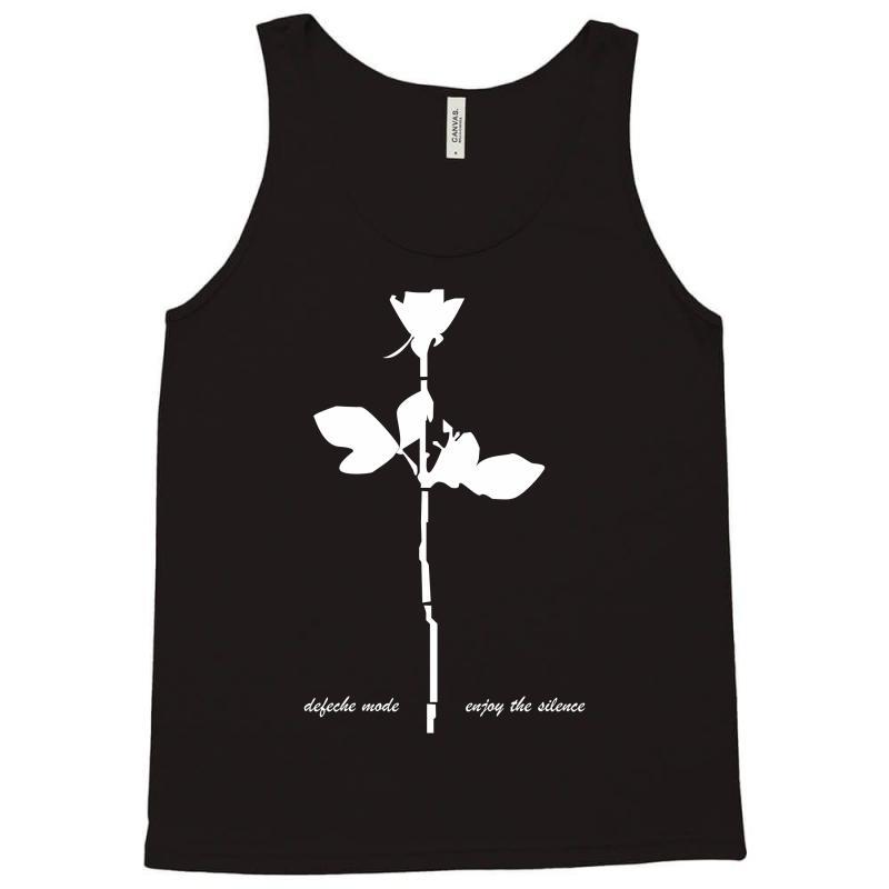 Depeche Mode Violator Enjoy The Silence Mens Music Tank Top | Artistshot