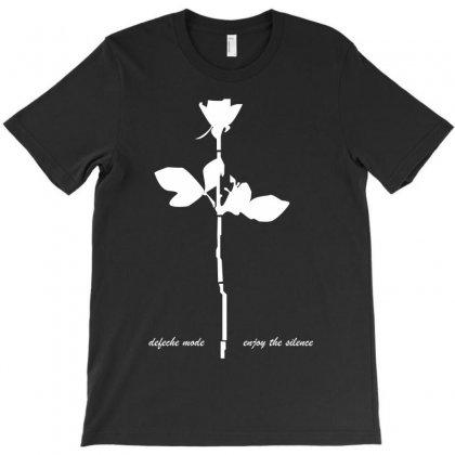 Depeche Mode Violator Enjoy The Silence Mens Music T-shirt Designed By Mdk Art