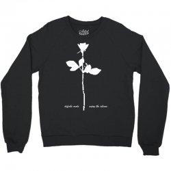 depeche mode violator enjoy the silence mens music Crewneck Sweatshirt | Artistshot