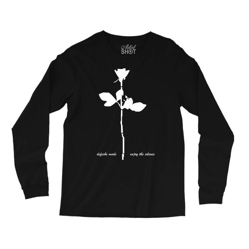 Depeche Mode Violator Enjoy The Silence Mens Music Long Sleeve Shirts | Artistshot