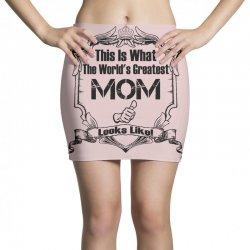 Worlds Greatest Mom Looks Like Mini Skirts | Artistshot
