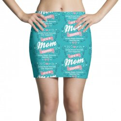 It's A Mom Thing Mini Skirts | Artistshot