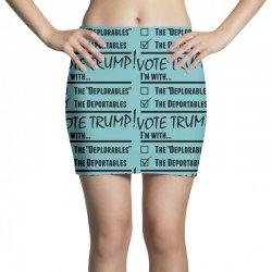 Donald Trump Deportables Mini Skirts | Artistshot