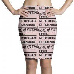 Deplorables America Pencil Skirts | Artistshot