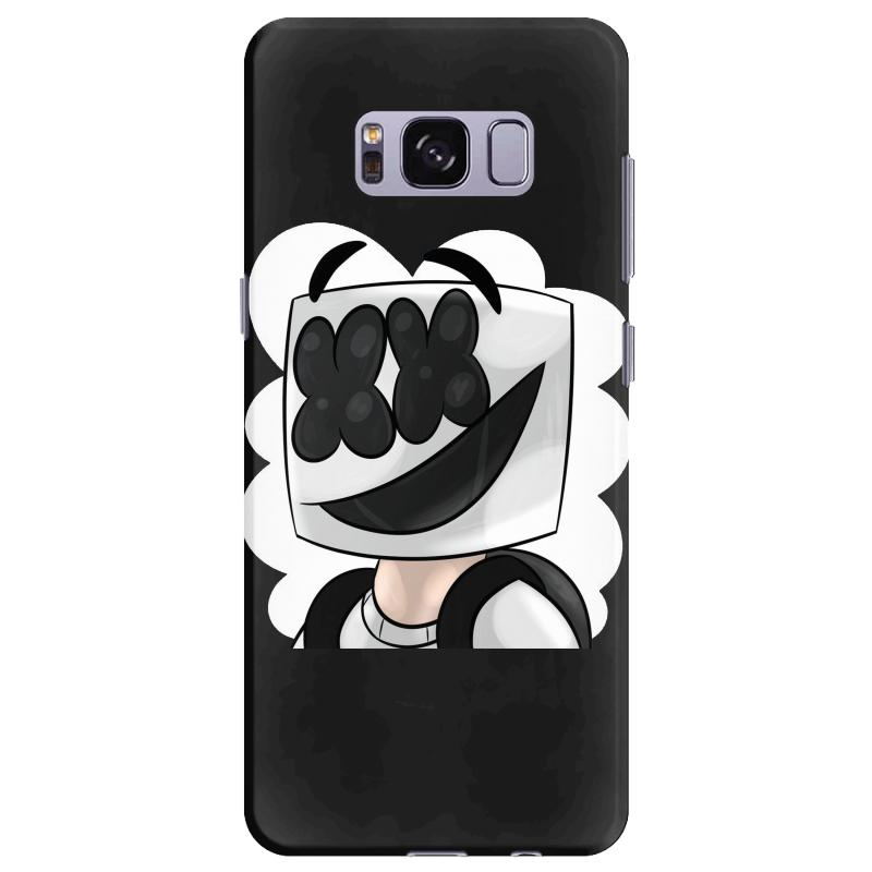 89338557603e4e Custom Marshmello Smiles Samsung Galaxy S8 Plus Case By Mdk Art ...