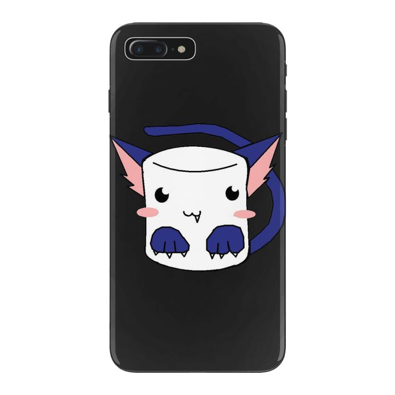21ed3b6d2268aa Custom Marshmello Pokemun Iphone 7 Plus Case By Mdk Art - Artistshot