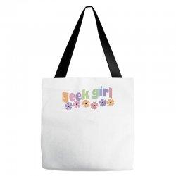 geek girl daisies Tote Bags | Artistshot
