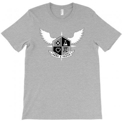Geek And Proud T-shirt Designed By Wisnuta1979