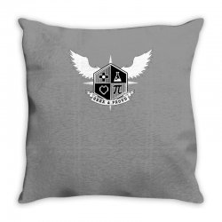 geek and proud Throw Pillow | Artistshot